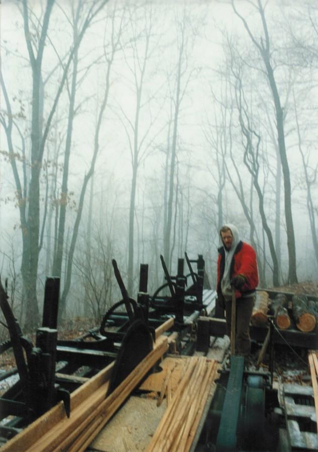 Log Cabin Restoration Project