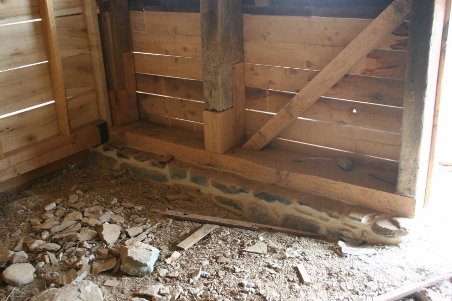 Extensive Restoration Of Traditional Pennsylvania Bank Barn