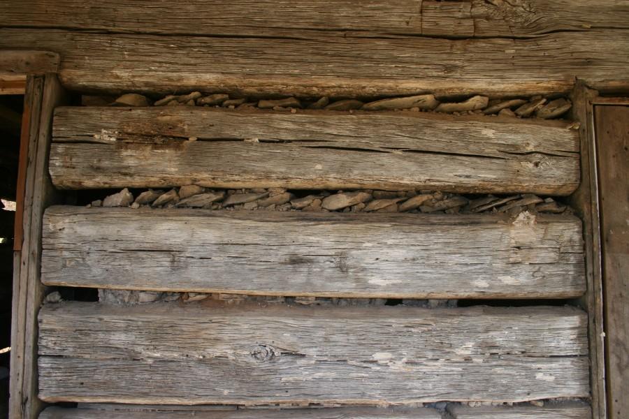 Restoration Of A Log House