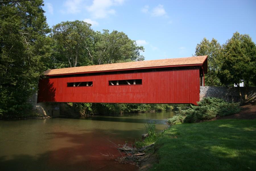 Rehabilitation Of Historic Covered Bridge