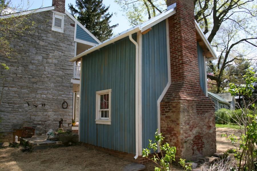 Restoration Of A Detached Summer Kitchen