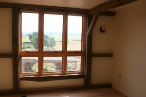 Primium Lowen Windows Selected to Compliment Original Framing