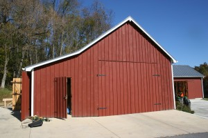 Corn Crib Adaptively Reused -- Ready for Centuries More Service