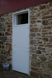 New Parlor Level Dutch Door