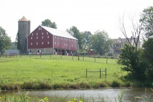 Completed Barn Restoration