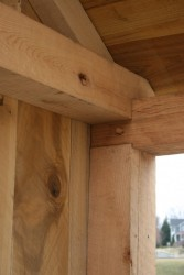 Recreation of Traditional Joinery Is Always A Priority