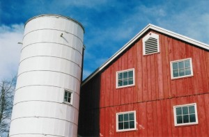 Silo Now Houses Round Classrooms