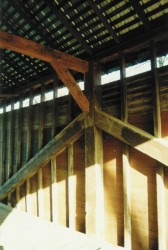Kingpost Truss Joinery