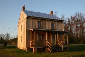 A Beautiful Log Home Reborn