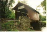 Covered Bridge Restoration, Structural Stabilization