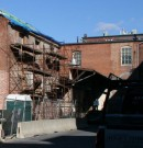 Rehabilitation of 3 Story Brick Warehouse for Office Space