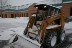 FHTC Assists With Snow Removal