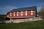 Extensive restoration of traditional Pennsylvania bank barn