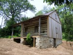 Restoration of a Log House